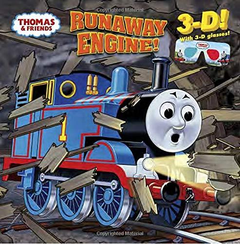 Runaway Engine! By REV W Awdry