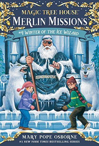 Magic Tree House #32 Winter Of The Ice Wizard By Mary Pope Osborne