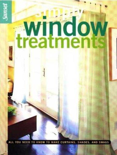 Simply Window Treatments By Edited by Carol Spier