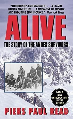 Alive von Piers Paul Read