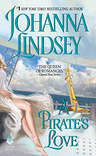 A Pirate's Love By Johanna Lindsey