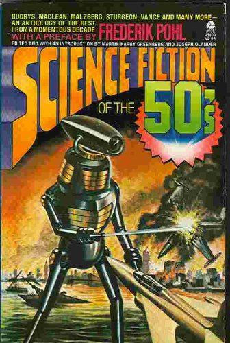 Science Fiction of the Fifties By Other Martin Harry Greenberg
