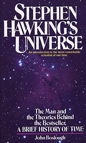 Stephen Hawking's Universe By John Boslough