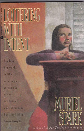 Loitering with Intent By Muriel Spark