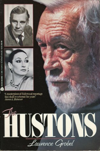 The Hustons By Lawrence Grobel