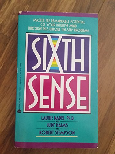 Sixth Sense By Laurie Nadel