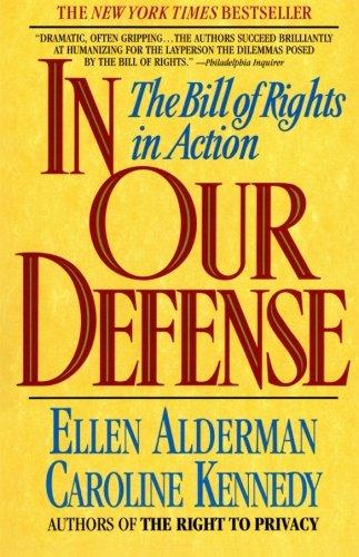 In Our Defense By Ellen Alderman