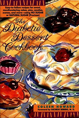 The Diabetic Dessert Cookbook By Coleen Howard