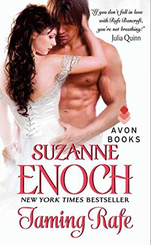 Taming Rafe By Suzanne Enoch