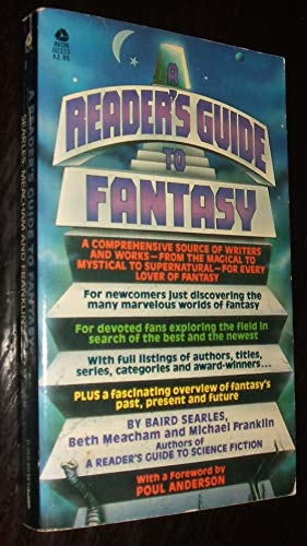 A Reader's Guide to Fantasy By Baird Searles