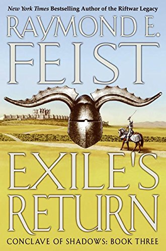Exile's Return By Raymond E Feist
