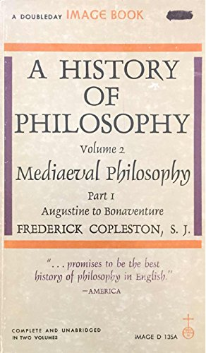 History of Philosophy By Frederick C. Copleston