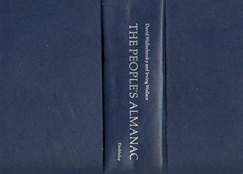 The People's Almanac By David Wallechinsky