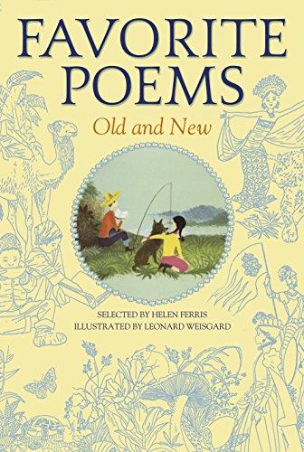 Favorite Poems Old and New von Helen Ferris