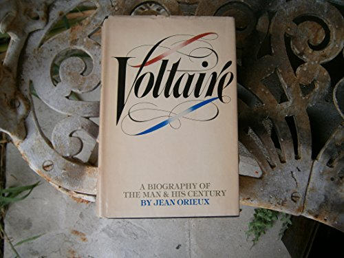 Voltaire By Jean Orieux