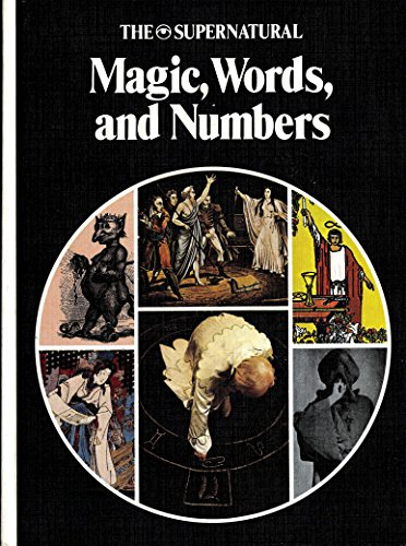 Title: Magic Words and Numbers A New library of the super By Stuart Holroyd