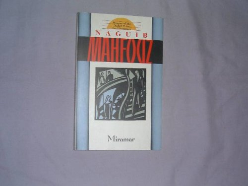 Miramar By Najib Mahfuz