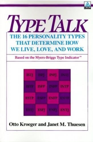 Type Talk By Otto Kroeger