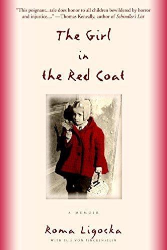 The Girl in the Red Coat von Roma Ligocka