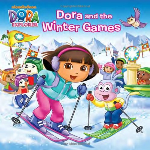 Dora and the Winter Games By Martha T Ottersley