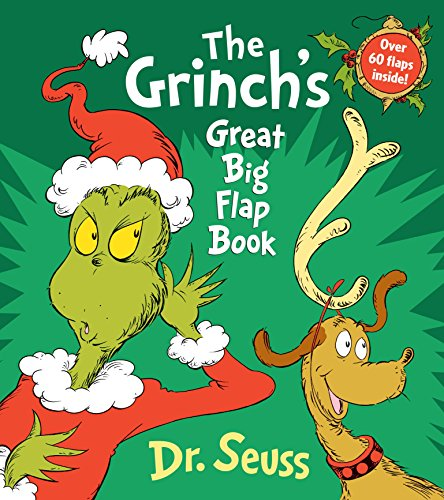 The Grinch's Great Big Flap Book von Dr Seuss