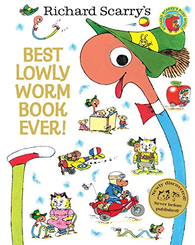 Best Lowly Worm Book Ever! von Richard Scarry