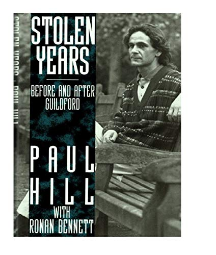Stolen Years By Paul Hill
