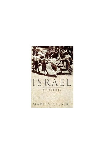 Israel: A History By Martin Gilbert