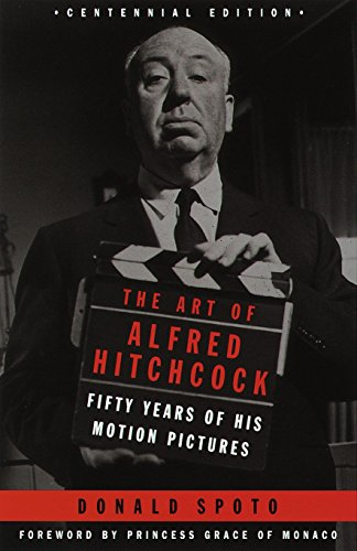 Art Of Alfred Hitchcock By Donald Spoto