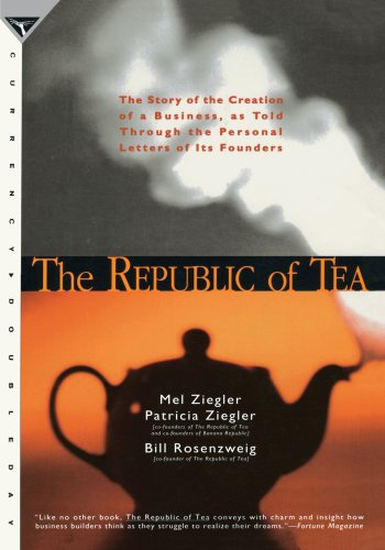 Republic of Tea, the By Rosenzweig & Ziegler