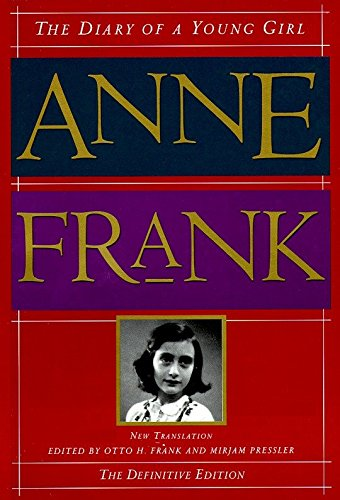 Diary Of A Young Girl By Otto H. Frank
