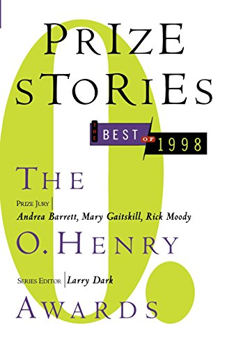 Prize Stories By Edited by Larry Dark