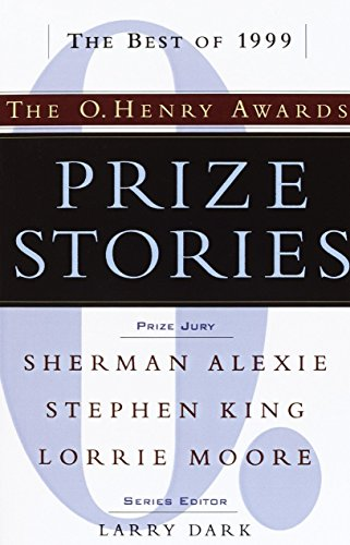 Prize Stories 1999 By Larry Dark