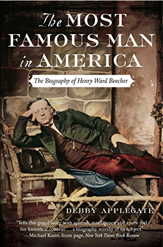 Most Famous Man In America By Debby Applegate
