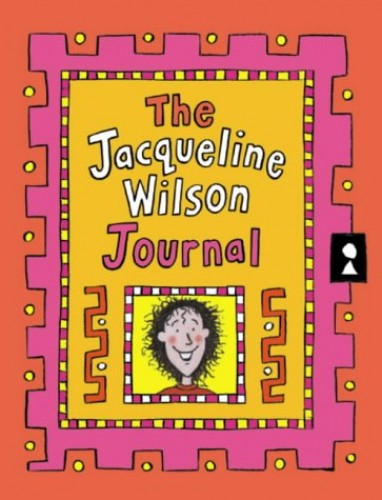 Jacqueline Wilson lockable Journal by Jacqueline Wilson