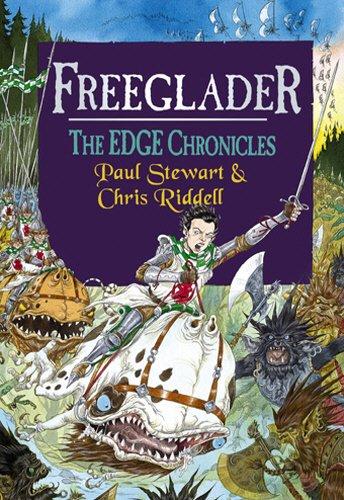 Freeglader: Third Book of Rook by Paul Stewart