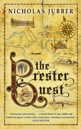The Prester Quest By Nicholas Jubber