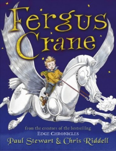 Fergus Crane (Far-Flung Adventures) By Paul Stewart