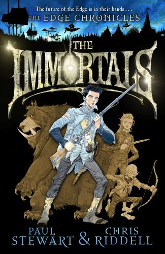 The Immortals By Chris Riddell