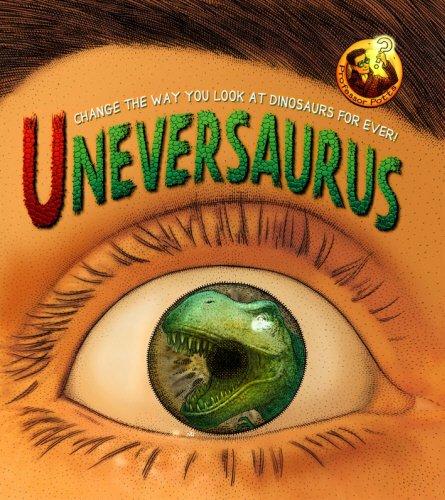 Uneversaurus By Aidan Potts