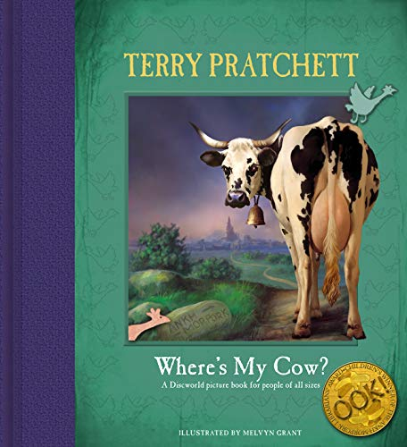 Where's My Cow? (Discworld) By Terry Pratchett