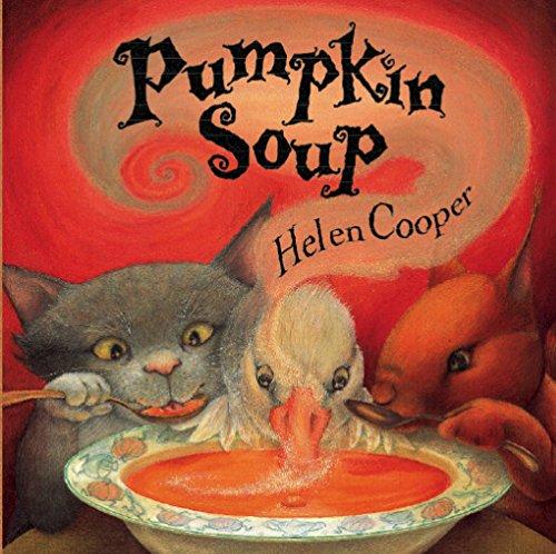 Pumpkin Soup: Book and CD By Helen Cooper