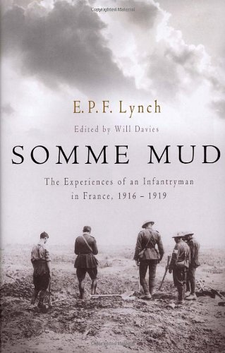 Somme Mud By E.P.F. Lynch