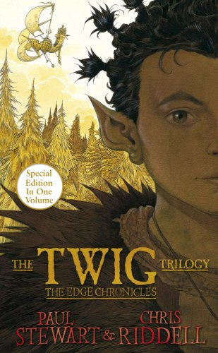 The Twig Trilogy By Paul Riddell