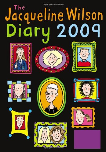 Jacqueline Wilson Diary 2009 By Jacqueline Wilson