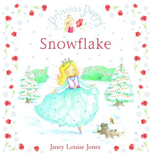 Princess Poppy Snowflake By Janey Louise Jones