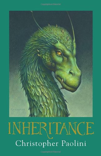 Inheritance: Book Four by Christopher Paolini