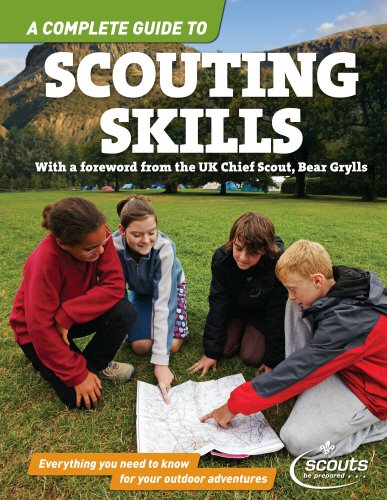 Scouting Skills By Jacqui Bailey
