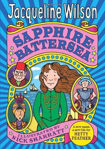 Sapphire Battersea By Jacqueline Wilson
