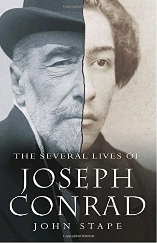 The Several Lives of Joseph Conrad (First Printing) By John Stape